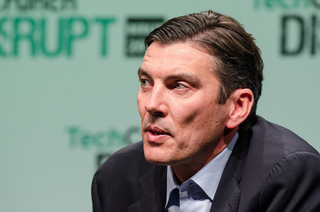 Tim Armstrong - (CC) TechCrunch