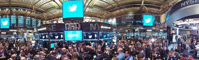 La crédibilité de Twitter à Wall Street est de plus en plus remise en question - (CC) Bhupinder Nayyar