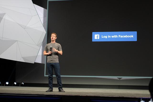 Mark Zuckerberg - (CC) Maurizio Pesce