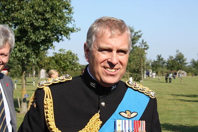 Prince Andrew - (CC) Thorne1983