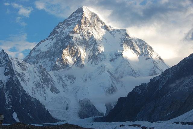 Le K2, la montagne la plus difficile à gravir de l'Himalaya - (CC) Maria Ly