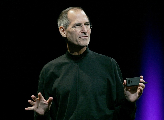 Steve Jobs - (CC) James Mitchell