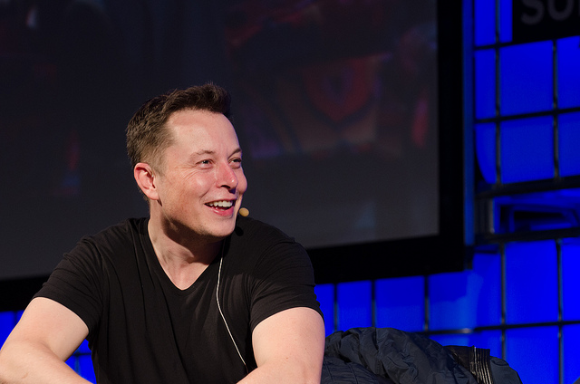 Elon Musk - (CC) Heisenberg Media