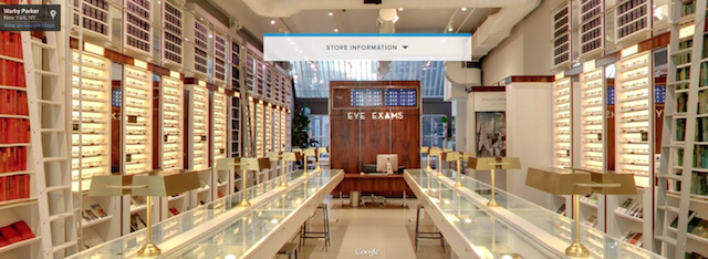 Warby Parker's store in SoHo - (CC) Warby Parker