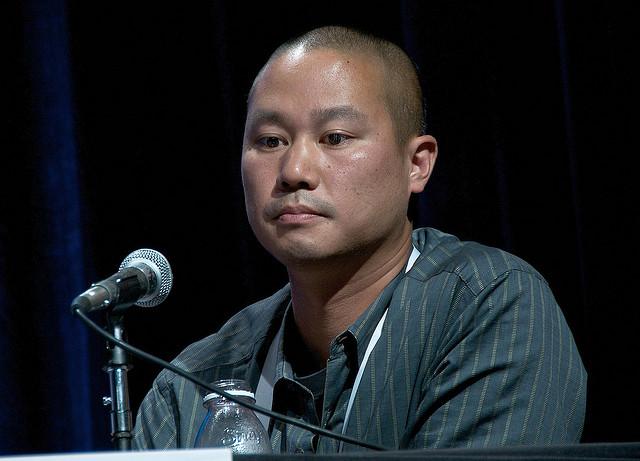 Tony Hsieh - (CC) JD Lasica