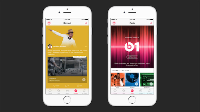 Apple Music - (CC) Apple