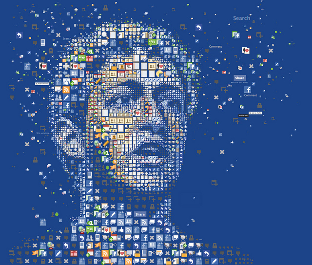 Mark Zuckerberg - (CC) Charis Tsevis
