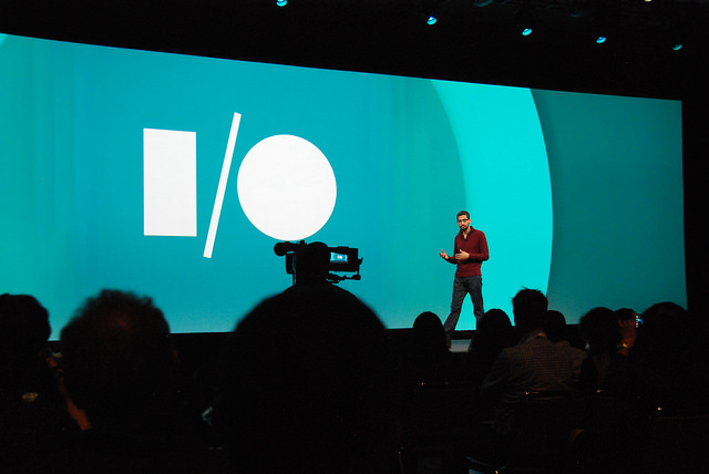 La conférence I/O de Google - (CC) Maurizio Pesce
