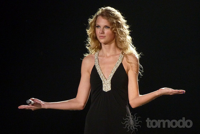 Taylor Swift - (CC) Tom O'Donoghue