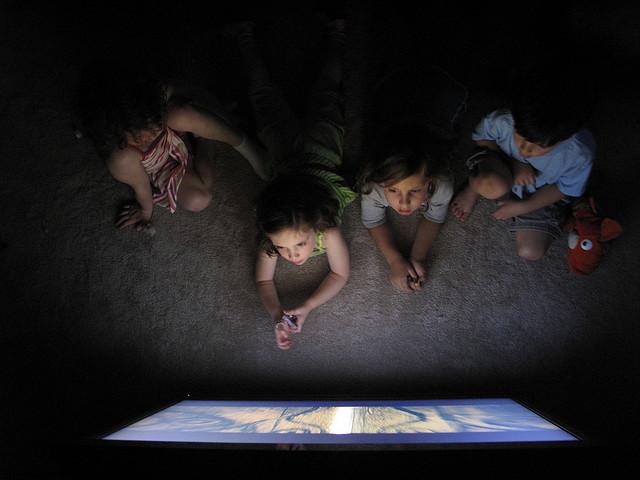 Ce n'est pas évident de prime abord mais ces enfants sont punis - (CC) Michael Cramer