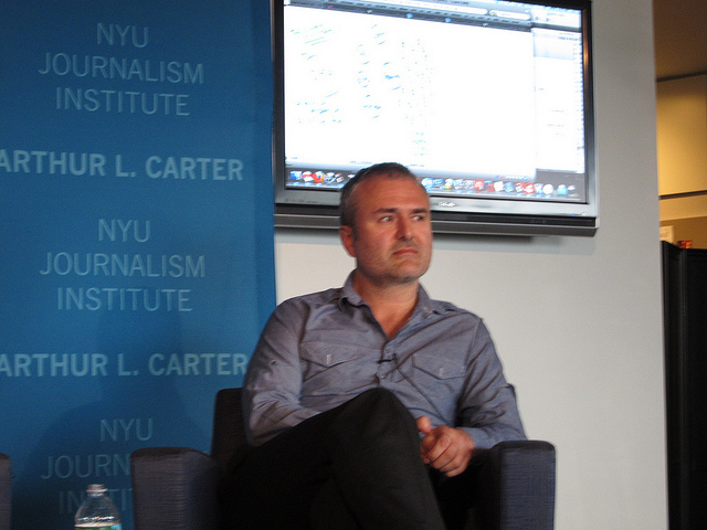 Nick Denton - (CC) Andrew Mager
