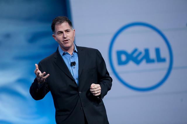 Michael Dell, fondateur de l'entreprise éponyme - (CC) Oracle PR