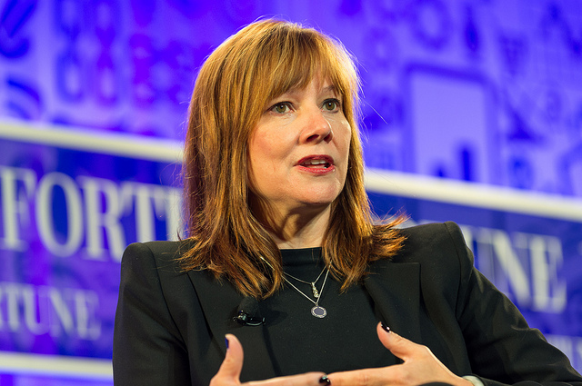 Mary Barra - (CC) Fortune Live Media