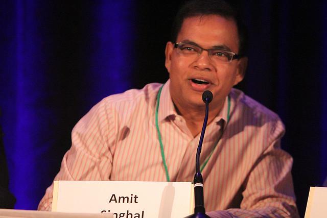 Amit Singhal - (CC) Ken Yeung