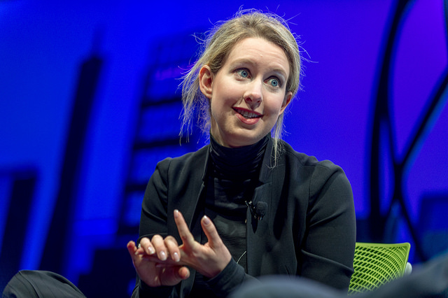 Elizabeth Holmes - (CC) FORTUNE Global Forum
