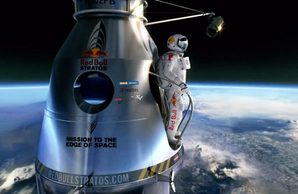 L'opération Red Bull Stratos avec Felix Baumgartner - (CC) Cyril Attias