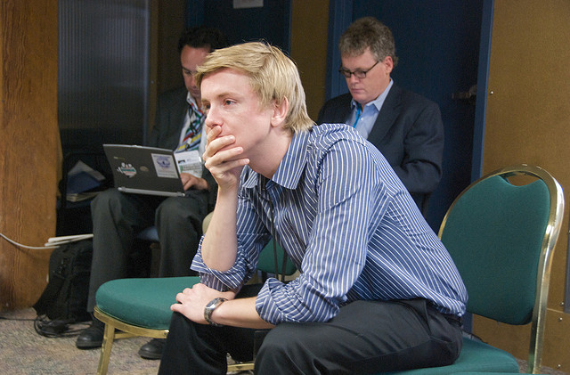 Chris Hughes - (CC) Steve Rhodes