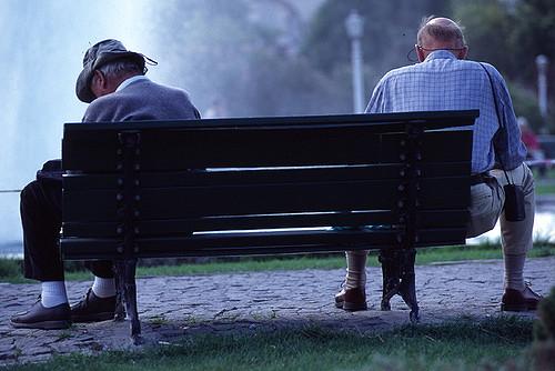 Degrés de séparation et solitude... réelle ou virtuelle - (CC) Julian Hutchings