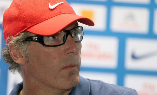 Laurent Blanc - (CC) Doha Stadium Plus Qatar