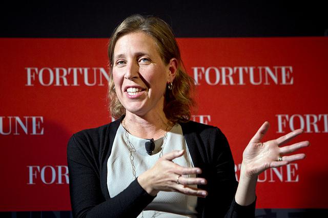 Susan Wojcicki - (CC) Fortune Live Media