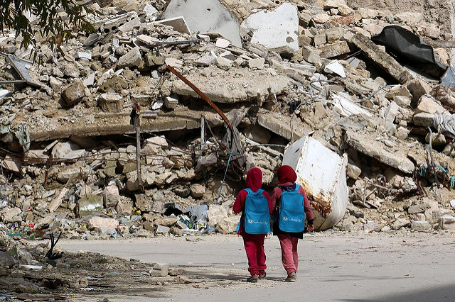 Alep - (CC) Jordi Bernabeu Farrús