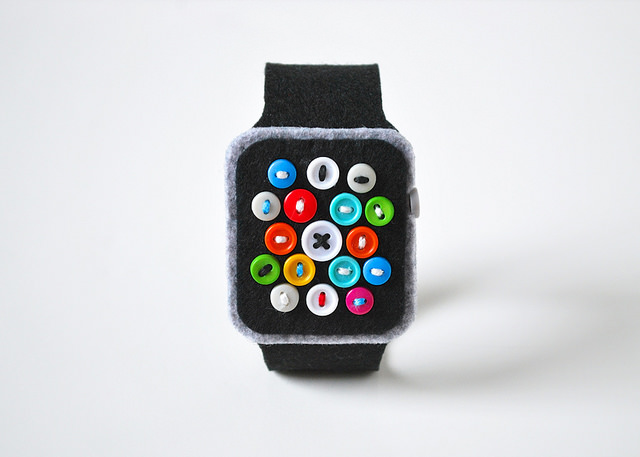 L'Apple Watch, symbole du déclin d'Apple - (CC) Hiné Mizushima