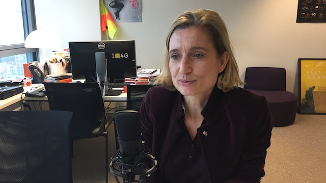 Béatrice Mandine - (CC) Christophe Lachnitt