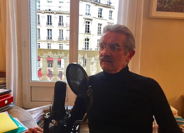Frédéric Thiriez - (CC) Christophe Lachnitt