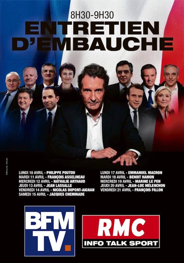 (CC) BFM TV & RMC