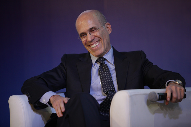 Jeffrey Katzenberg - (CC) World Travel & Tourism Council Follow